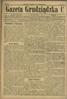 Gazeta Grudziądzka 1915.08.14 R.21 nr 97 + dodatek