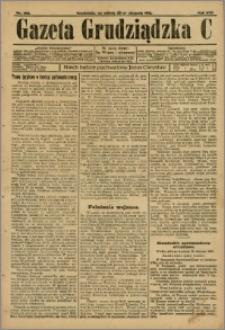 Gazeta Grudziądzka 1915.08.28 R.21 nr 103 + dodatek