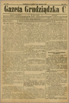 Gazeta Grudziądzka 1915.09.11 R.21 nr 109 + dodatek