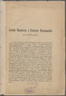 Kodeks Napoleona a Księstwo Warszawskie po 1809 roku