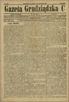 Gazeta Grudziądzka 1915.11.09 R.21 nr 134 + dodatek