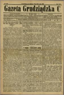 Gazeta Grudziądzka 1915.11.16 R.21 nr 137 + dodatek