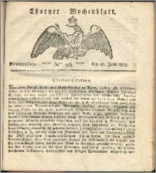 Thorner Wochenblatt 1822, Nro. 26