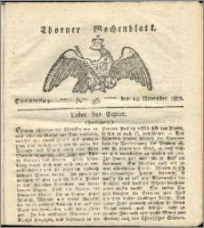 Thorner Wochenblatt 1822, Nro. 46