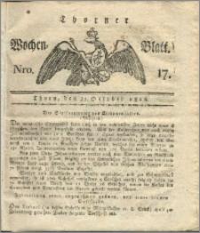 Thorner Wochen-Blatt 1816, Nro. 17