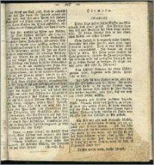 Thorner Wochenblatt 1834, Nro. 17 + Beilage