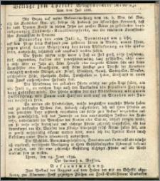 Thorner Wochenblatt 1834, Nro. 27 + Beilage