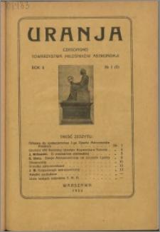 Uranja 1923, R. 2 nr 1 (5)