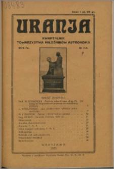 Uranja 1925, R. 4 nr 7/8