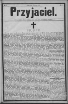 Przyjaciel : pismo dla ludu 1878 nr 7