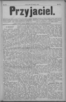 Przyjaciel : pismo dla ludu 1878 nr 37