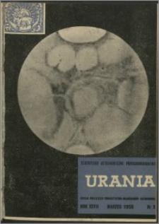 Urania 1956, R. 27 nr 3