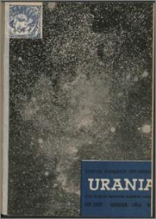 Urania 1956, R. 27 nr 12