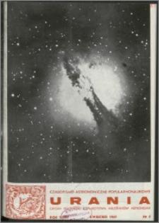 Urania 1961, R. 32 nr 4