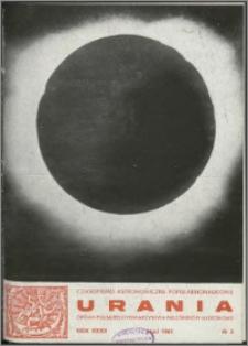 Urania 1961, R. 32 nr 5