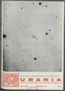 Urania 1961, R. 32 nr 6