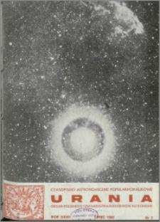 Urania 1961, R. 32 nr 7
