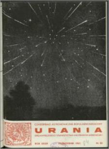 Urania 1961, R. 32 nr 10