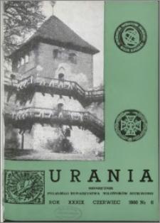 Urania 1968, R. 39 nr 6