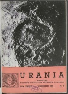 Urania 1968, R. 39 nr 9
