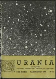 Urania 1968, R. 39 nr 10