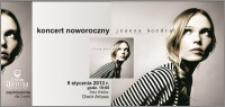 Koncert noworoczny : Joanna Kondrat : Samosie : 9 stycznia 2013 : zaproszenie dla 2 osób
