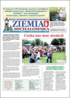 Ziemia Michałowska: Miejski Miesięcznik Społeczno-Kulturalny R. 2010, Nr 7/8 (274/275)