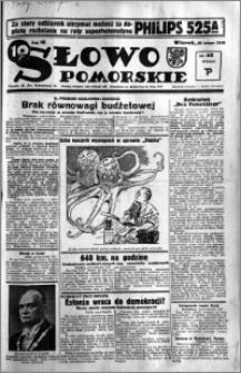 Słowo Pomorskie 1936.02.25 R.16 nr 46