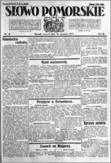 Słowo Pomorskie 1923.01.16 R.3 nr 11