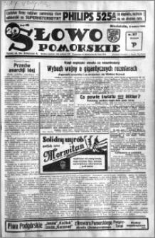 Słowo Pomorskie 1936.03.08 R.16 nr 57