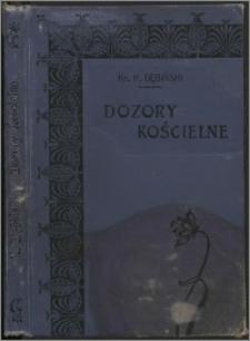 Dozory kościelne rzymsko-katolickie w Królestwie Polskiem
