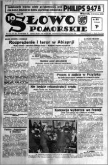 Słowo Pomorskie 1936.04.07 R.16 nr 82
