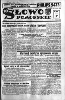 Słowo Pomorskie 1936.04.28 R.16 nr 99