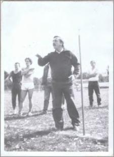 Zawody sportowe - 1986