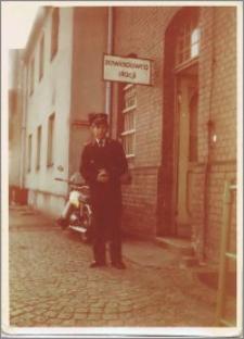 Zawiadowca Kazimierz Wardowski - 1985