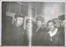 Pracownicy kolei - 1980