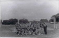 Drużyna piłki nożnej seniorów z roku 1971