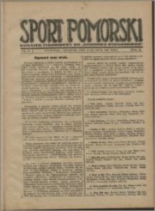 Sport Pomorski 1927, R. 3 nr 29