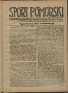 Sport Pomorski 1927, R. 3 nr 40