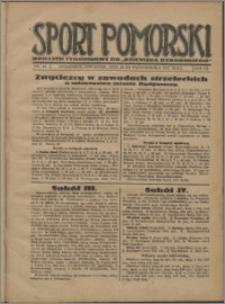 Sport Pomorski 1927, R. 3 nr 43