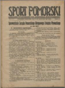Sport Pomorski 1927, R. 3 nr 46