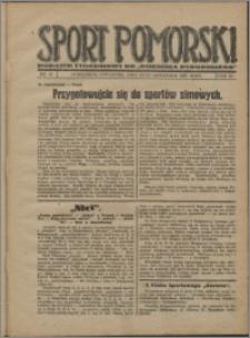 Sport Pomorski 1927, R. 3 nr 47