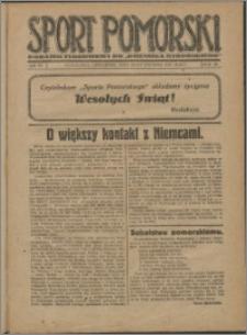 Sport Pomorski 1927, R. 3 nr 51
