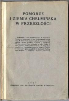 Pomorze i Ziemia Chełmińska w przeszłości