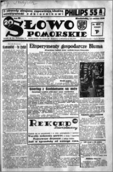Słowo Pomorskie 1936.06.14 R.16 nr 137