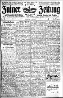 Zniner Zeitung 1912.05.08 R. 25 nr 37