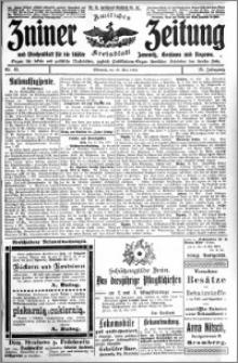 Zniner Zeitung 1912.05.22 R. 25 nr 41
