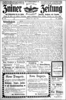 Zniner Zeitung 1912.06.05 R. 25 nr 45