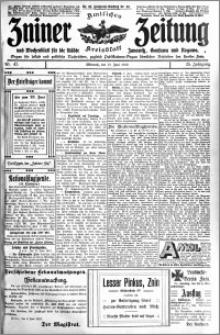 Zniner Zeitung 1912.06.29 R. 25 nr 43
