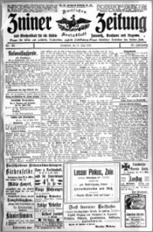 Zniner Zeitung 1912.06.15 R. 25 nr 48